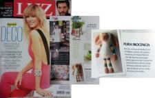 Revista Luz- PErfil - domingo 11-10-15